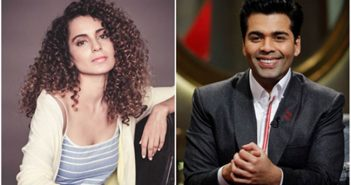 Kangana Ranaut takes potshots at Karan Johar over Gunjan Saxena film