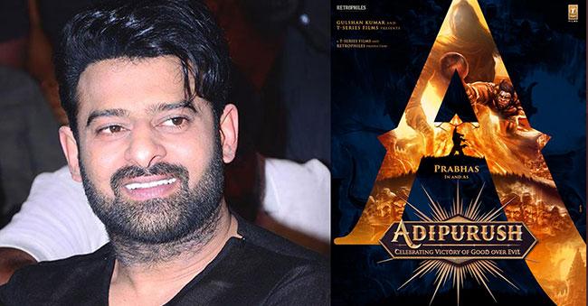 Prabhas s Magnum Opus Adipurush Launched With Om Raut
