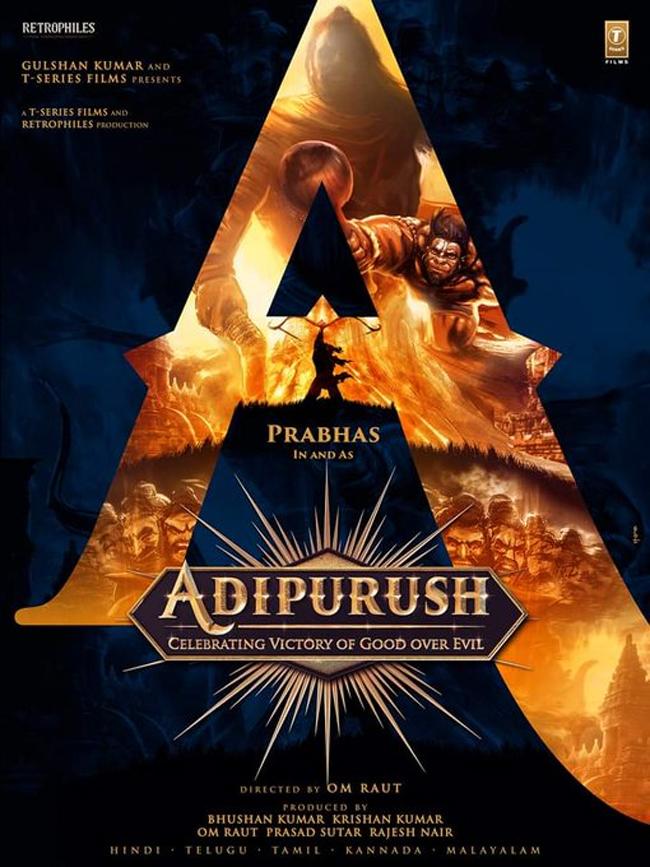 Prabhas will be seen as Adipurush