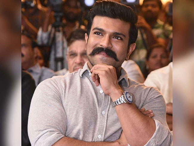 Ram Charan Talking About RRR Shooting Plan after Lockdown