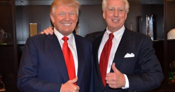 Robert Trump Donald Trump younger brother passes away