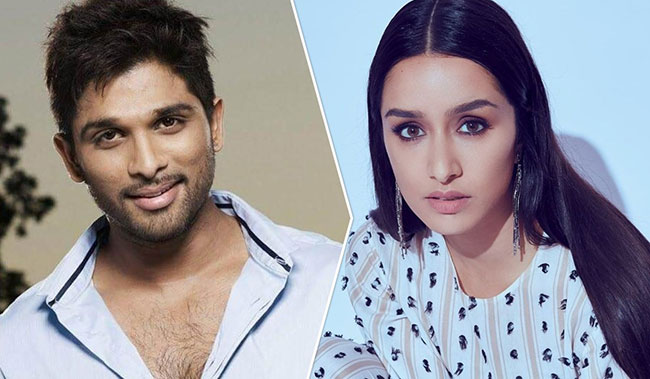 Shradhha Kapoor will Do Special Song in Allu Arjun Film