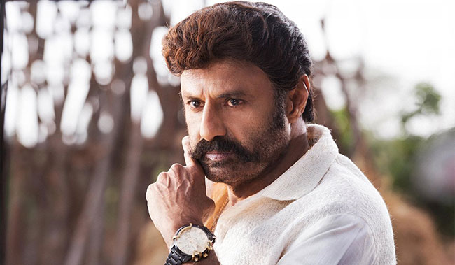 new title for Balayya Boyapati Movie
